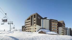 La résidence Pierre et Vacances Les Bergers l'Alpes d'Huez