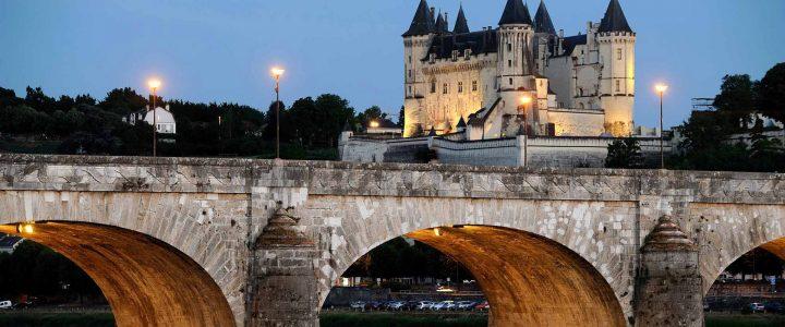 À la recherche d'un hôtel à Saumur ? Découvrez le top 3 des meilleurs hôtels