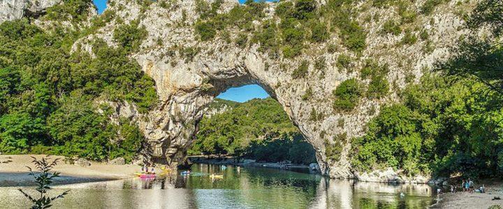 L'Ardèche : une destination prisée des touristes !